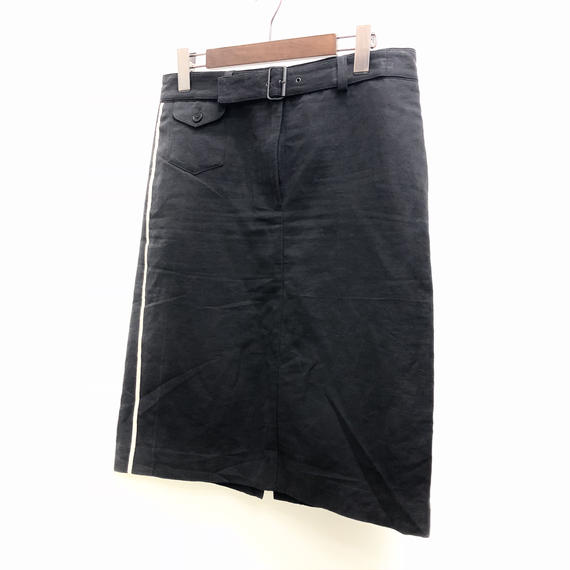 【DKNY】ラインスカート