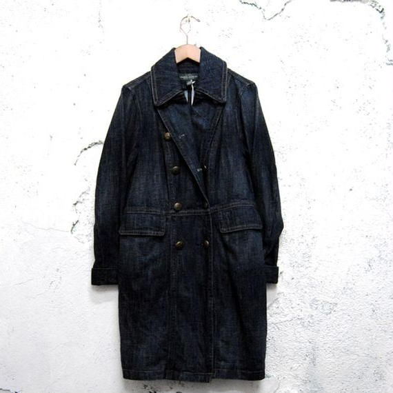 LAUREN Ralph Lauren Denim Coat