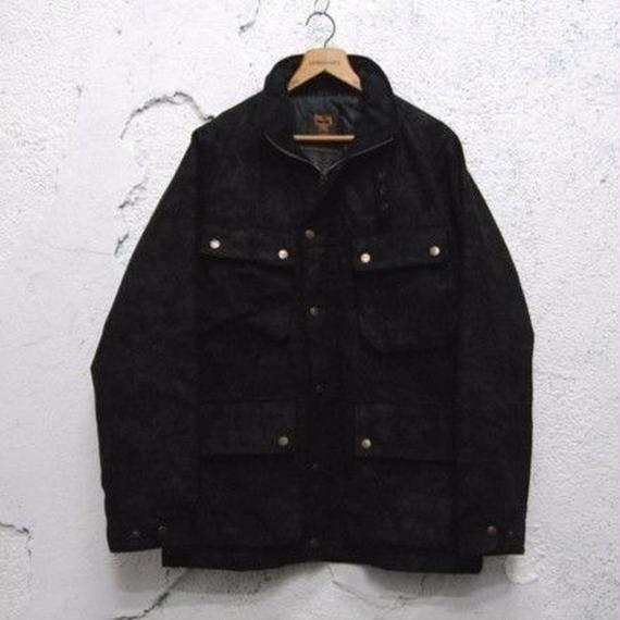 【MCM】Suede Jacket