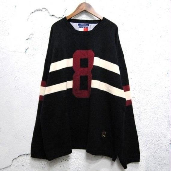 【TOMMY HILFIGER】Knit Sweater