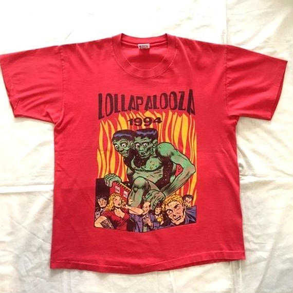 "94's ""LOLLAPALOOZA"" T-shirts"
