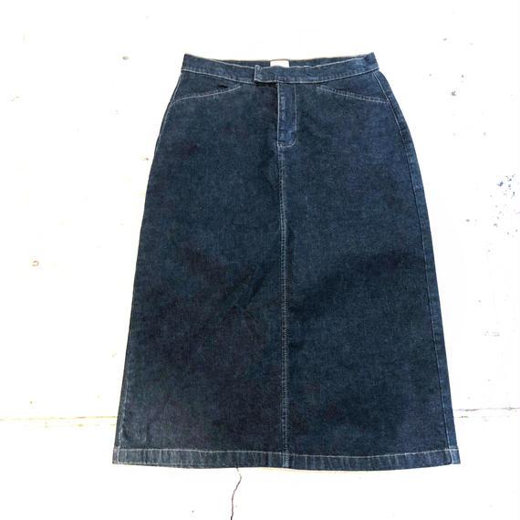 【Calvin Klein】デニムスカート