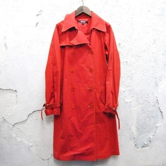 """""""DKNY""""  trench coat"""