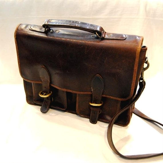 Leather 2way Bag