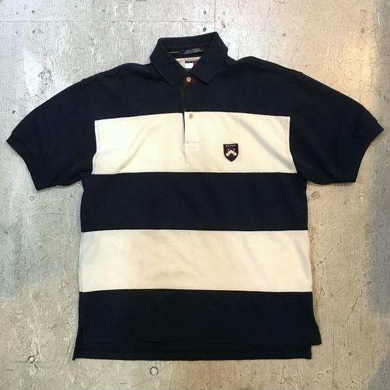 【TOMMY HILFIGER】S/S ポロシャツ