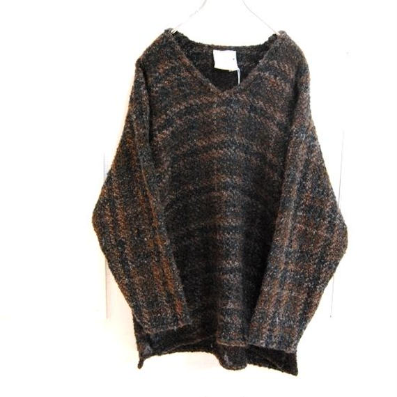 IRELAND製 design hand knit