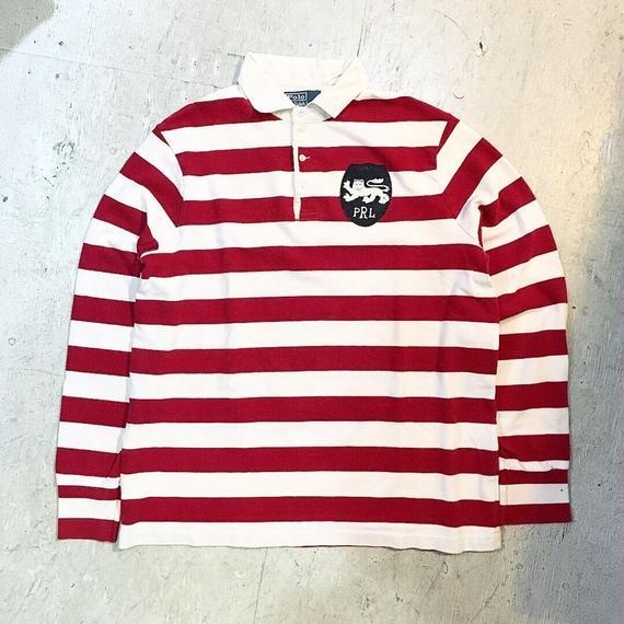 【POLO ralph lauren】ラガーシャツ