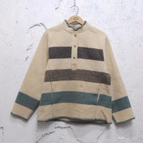 【Woolrich】mockneck pullover jacket