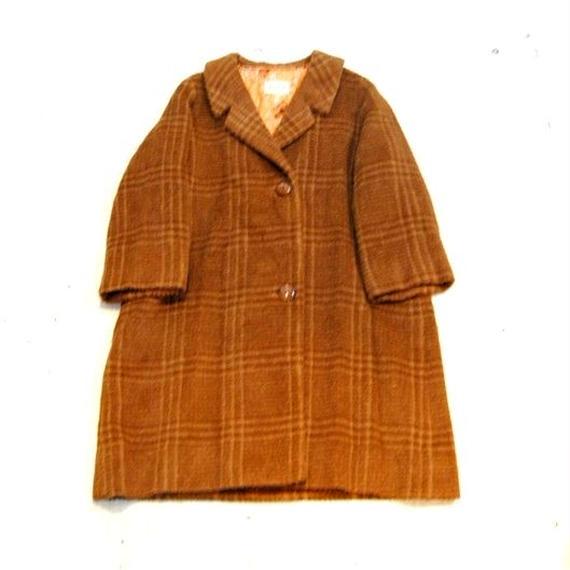 ENGLAND製 wool coat
