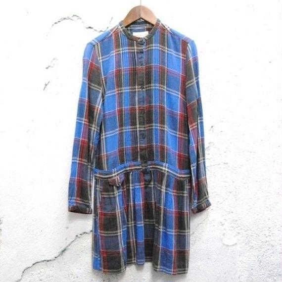 【DENIM & SUPPLY ralph lauren】 check pattern one piece