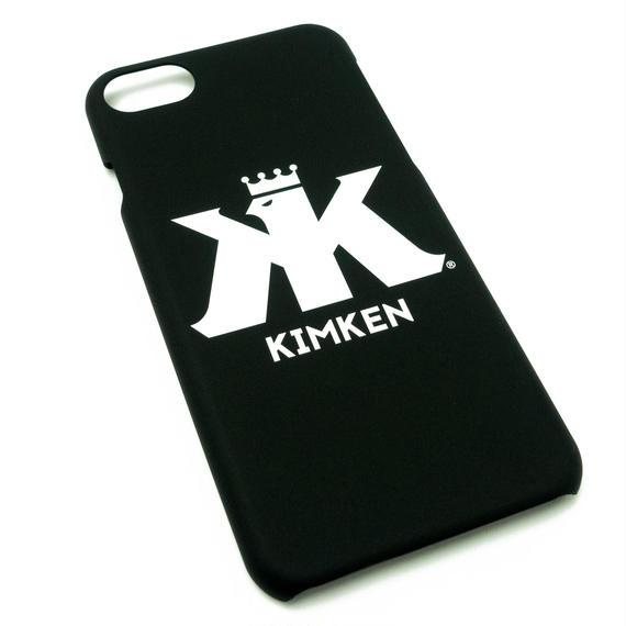 iPhone 7 CASE 【White Print】