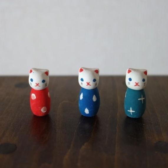 こねこけしのフェーブ  Feve of Kitten Kokeshi