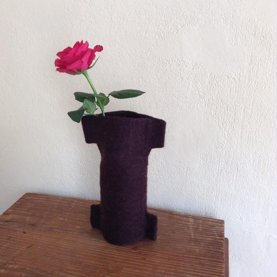 花瓶カバー「I」