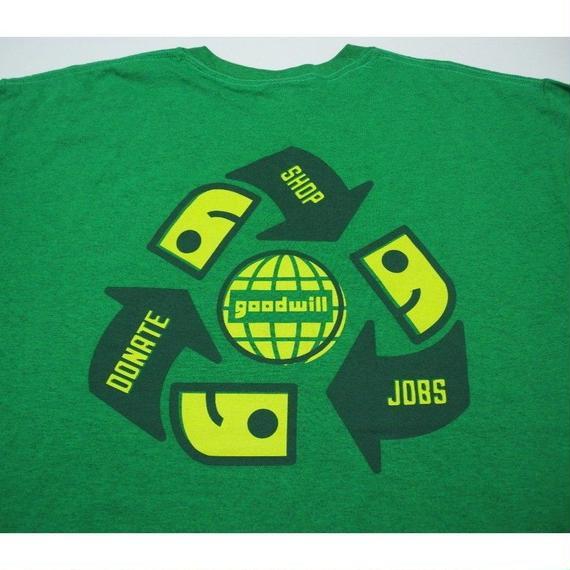 GOOD WILL T-shirt L