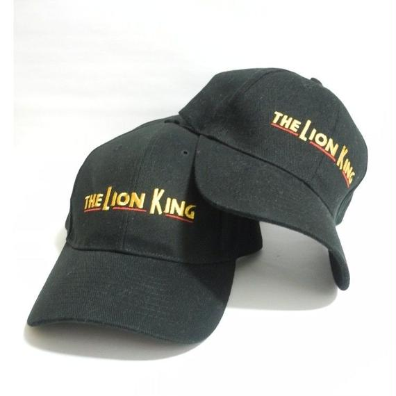THE LION KING CAP