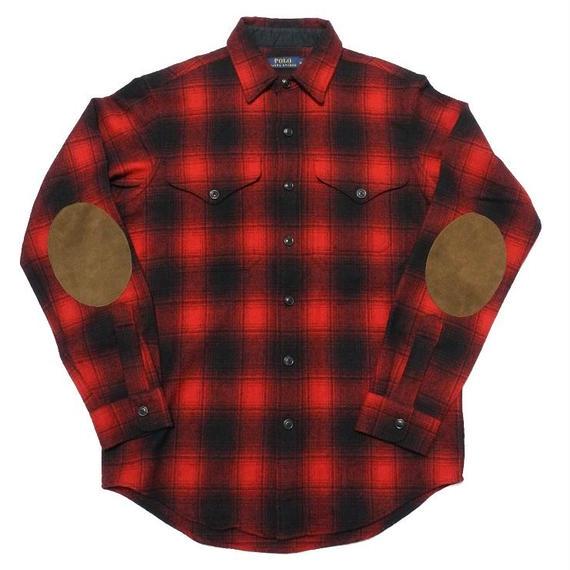 NEW Polo Ralph Lauren Wool Shirt M