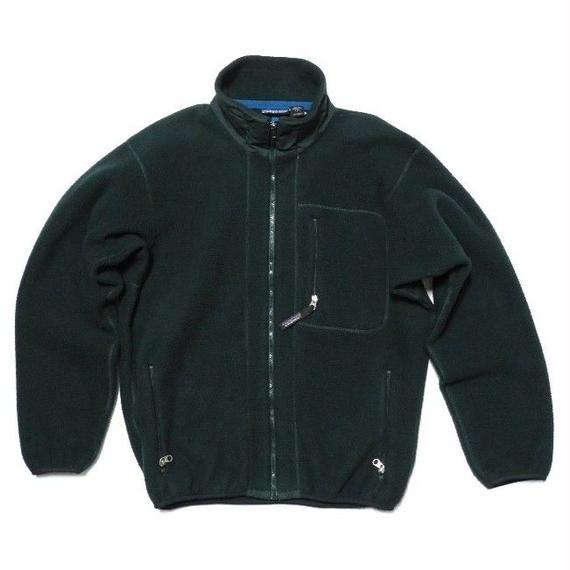 patagonia FLEECE JKT M MADE IN USA Green