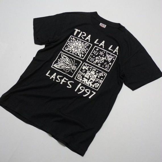 TRA LA LA  LASFS T-shirt L