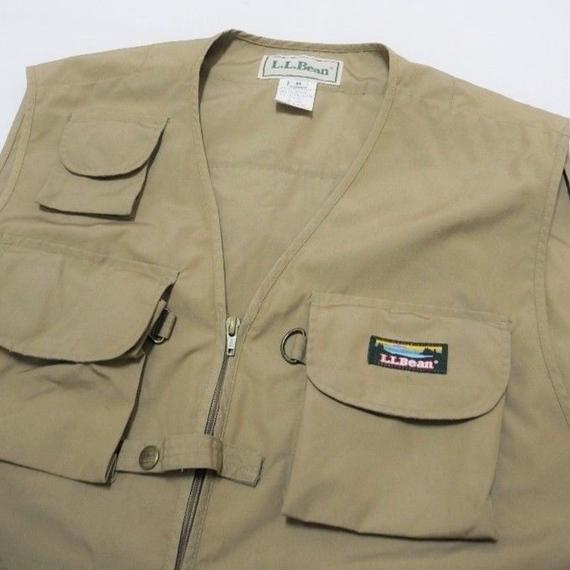 90's L.L.Bean Fishing Vest XL