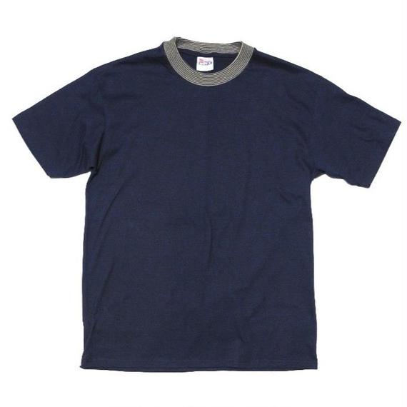 NEW Hanes BEEFY-T (NAVY) size L