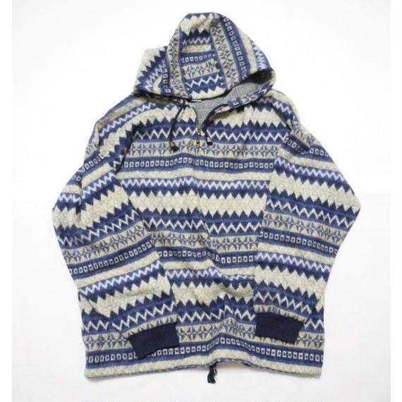 Native Pattern Pullover L