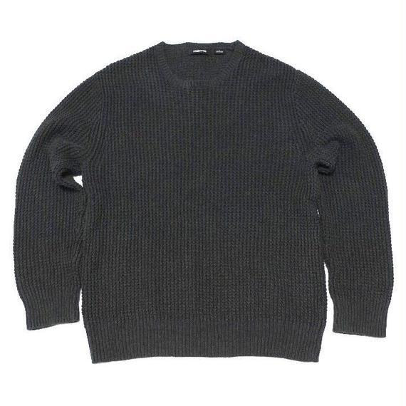 claiborne Knit Gray Used cotton100% L