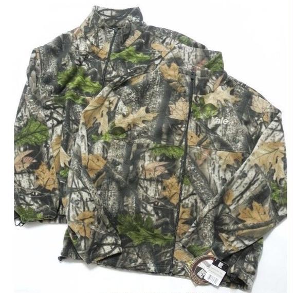 NEW BIG BILL Real tree Fleece Jacket XXL