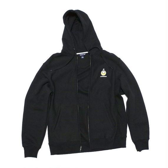 LIGHTGEAR Black  Hoodie L
