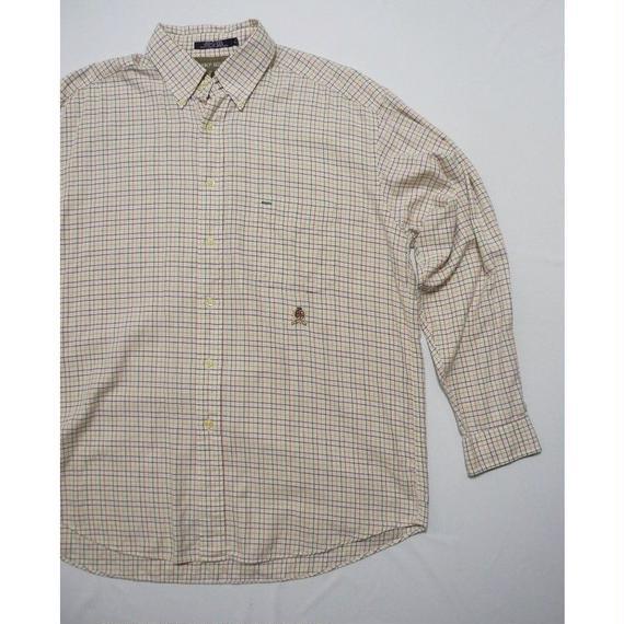 TOMMY HILFIGER  L/s BD shirt XL
