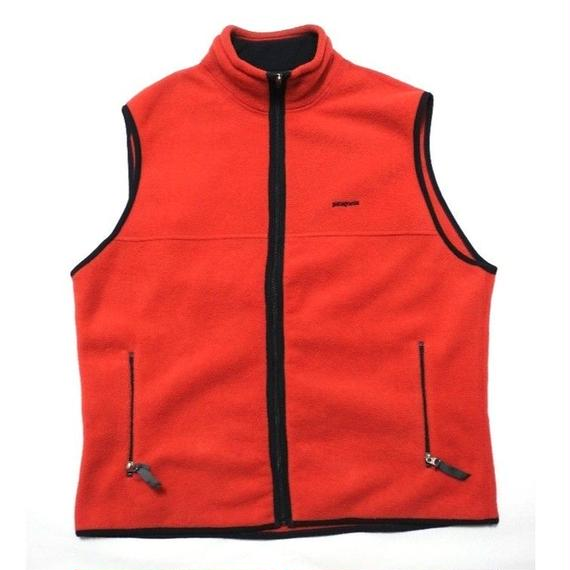 patagonia SYNCHILLA FLEECE VEST XL MADE IN USA