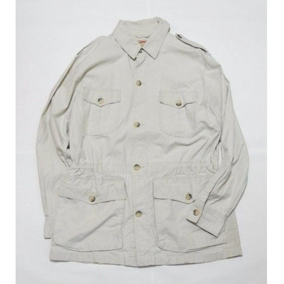 OLD BANANA REPUBLIC SAFARI SHIRT JACKET L