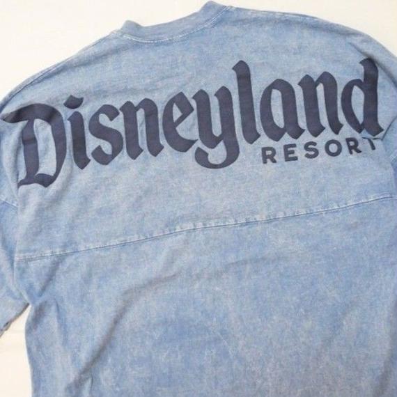 Disneyland Long Sleeve T-shirt (spirit jersey body)
