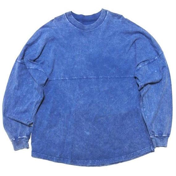 """SPIRIT JERSEY """"Heavy weight"""" L/s T-shirts BLUE XL"""