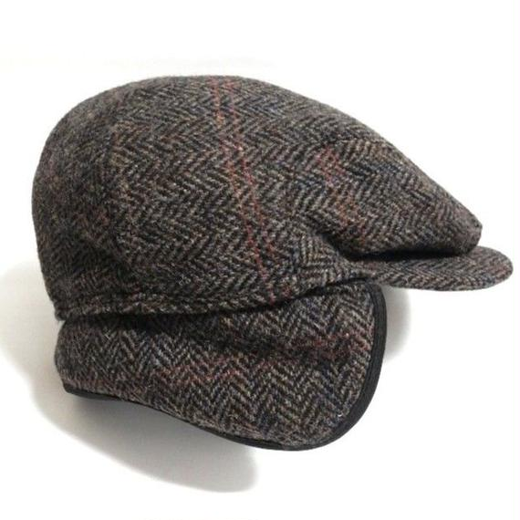 Wigens×Harris Tweed Winter Hunting 59cm