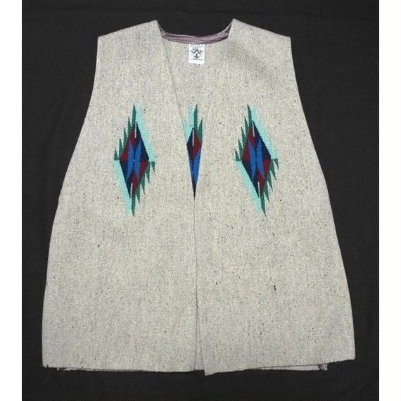 ortega's chimayo vest SIZE-L程