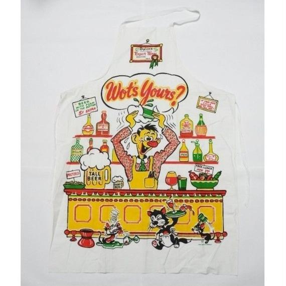 Wot's yours? Apron