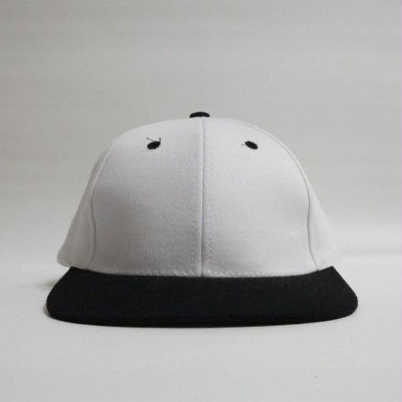 2TONE CAP White×Black deadstock