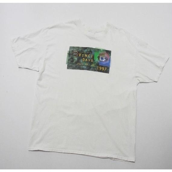 1997 da VINCI DAYS Tshirt XL