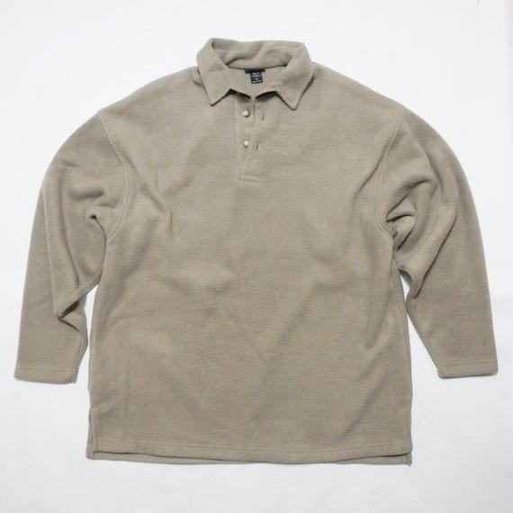 SIERRA CLASSICS   Fleece POLO shirt M  MADE IN USA