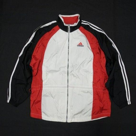 adidas NYLON Jkt M  Bulls color