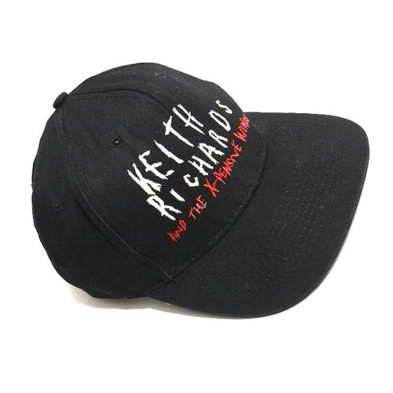90s KEITH RICHARDS   MAIN OFFENDER CAP