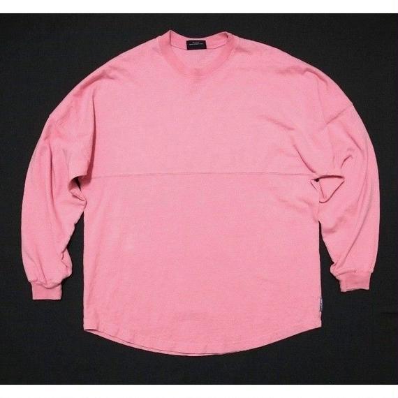 "SPIRIT JERSEY ""Heavy weight"" L/s T-shirts PINK M"