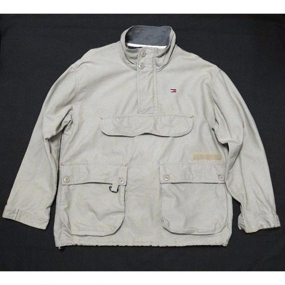 TOMMY HILFIGER  COTTON Pullover JKT Size-L