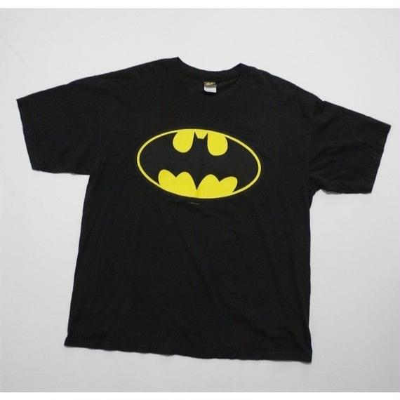 2001 BATMAN BIG LOGO Tshirt  official XL