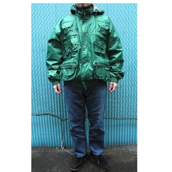 "LAKESTREAM ""HODGMAN""  FISHING JKT  SIZE-XL"