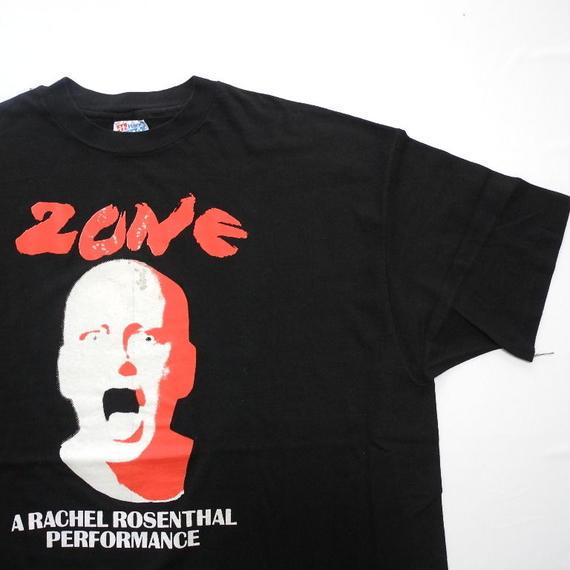 RACHEL ROSENTHAL T-shirt MADE IN USA XL