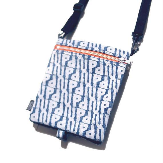 Upup Folding Bag  <Wash Blue Denim>