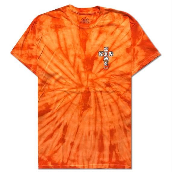 Cross S/S Tie Dye Tee