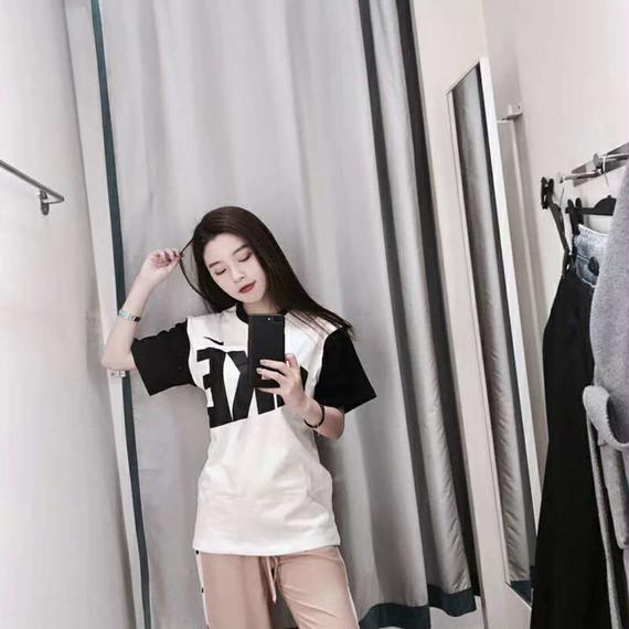 高品質Tシャツ 半袖 新発売 運動 男女兼用  ファション