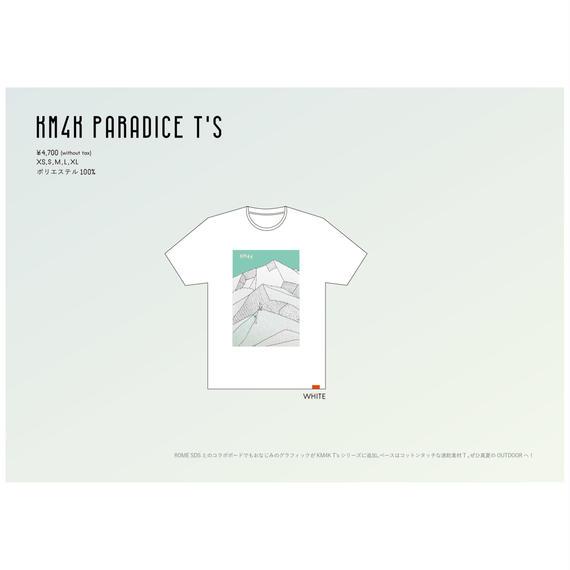 【KM4K SS 2018】KM4K PARADICE T's